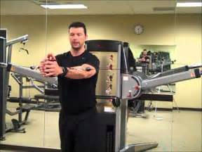 Standing Cable Chest Fly - YouTube