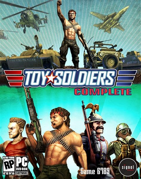 Køb Toy Soldiers: Complete Steam