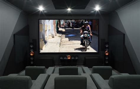 Cinematic Excellence | A whole new experience in home