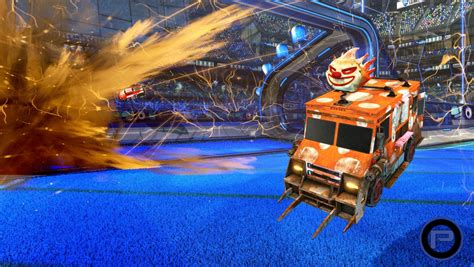 Rocket League Races onto PS4 in July With Twisted Metal's