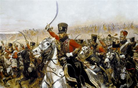 Detaille_4th_French_hussar_at_Friedland   Oregon ArtsWatch