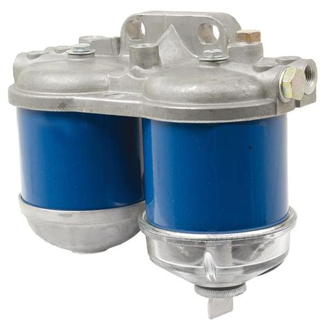 Tractor Plant Twin Fuel Filter Assy