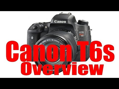 Canon T6i (EOS 750D) Review