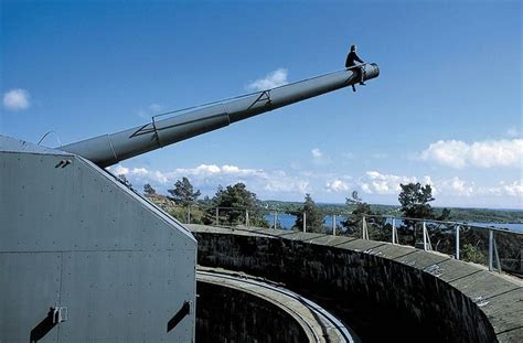 Kristiansand Cannon Norway   lest we forget ww2