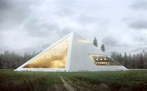 Gallery of 6 Modern Pyramids that Show Timeless Geometry