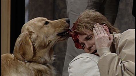 Watch Massive Head Wound Harry From Saturday Night Live