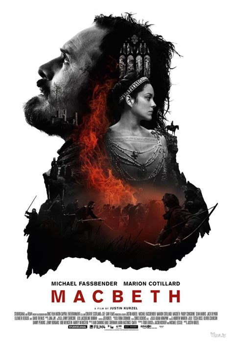 Macbeth 2015 Letest Hollywood Movies Poster