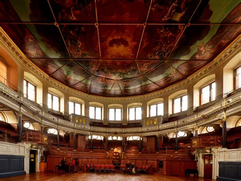 Sheldonian Theatre - Public Building in Oxford - Thousand