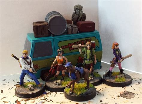 Zombie Apocalypse Scooby Doo Gang   Game pictures