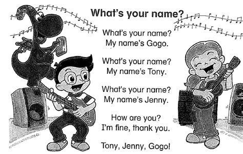 Gogo: What is your name
