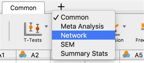 How to Perform a Network Analysis in JASP - JASP - Free