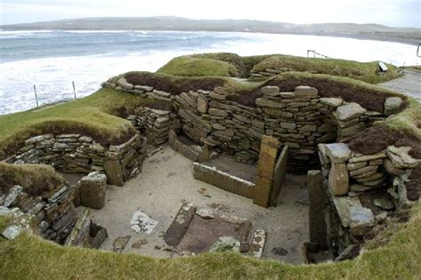Scotland's historic buildings at risk from climate change