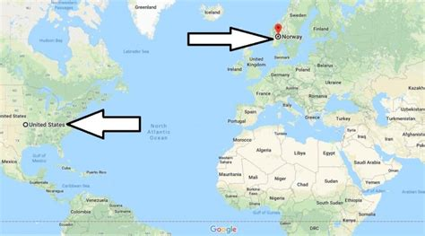 Where is Norway? / Where is Norway Located in The World