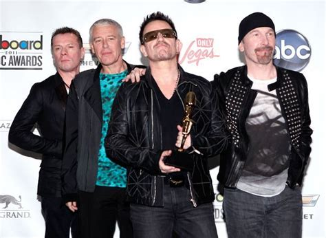 U2 announce 'special' homecoming gig for Dublin in 2018