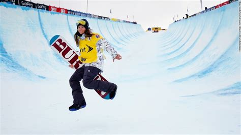Snowboarding: 30 questions for halfpipe ace Kelly Clark - CNN