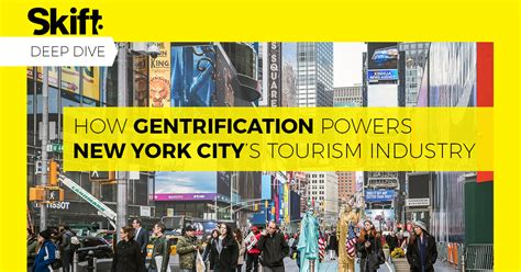 How Gentrification Powers New York City's Tourism Industry