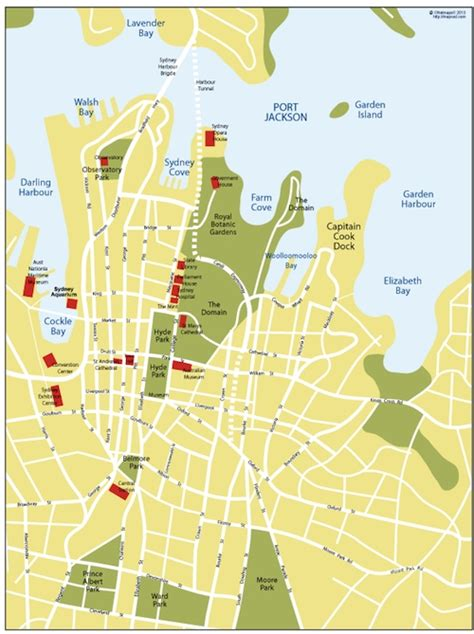 Find Sydney Vector Maps