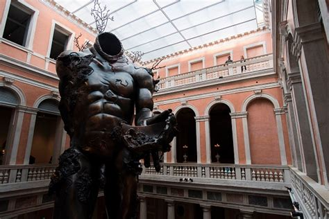 Damien Hirst's New Show Is a Journey to the Depths of