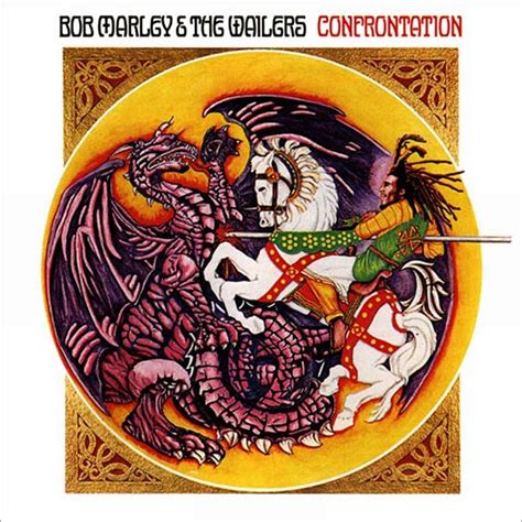 Confrontation by Bob Marley And The Wailers, LP with