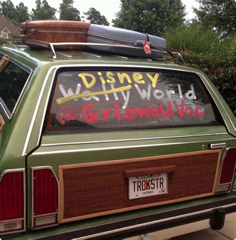 Griswolds go to Walt Disney World - Pixie Vacations