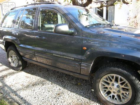 grand cherokee crd 2,7l limited toute options