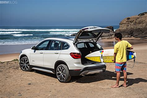 Up close and personal with the 2016 BMW X1