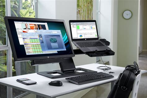 HP Has Created the Ultimate Monitor for Video Conferencing