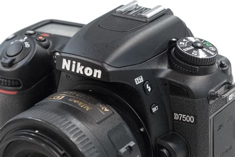Nikon D7500 review: hands-on first look - Amateur Photographer