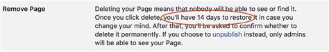 How to Recover a Deleted FaceBook Page? • Crunchify
