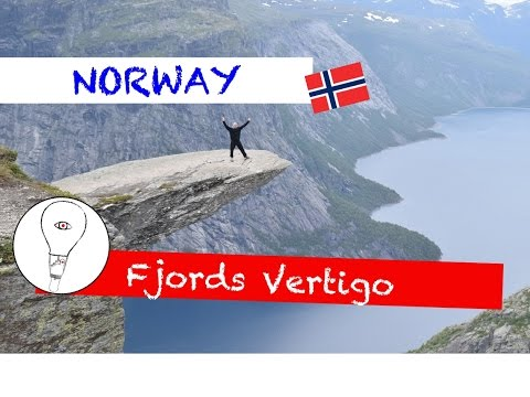 Hiking in Norway – 🌍 VAGABJORN 🐻- Visited Every Country at