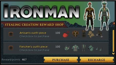 Crafting & Fletching Skilling Outfits for Ironmen - RS3 2017